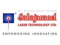 sahajanand laser technology logo