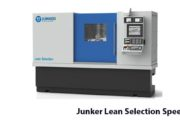 Lean Selection speed - Cylindrical grinding machines, Erwin Junker