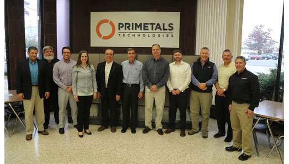 ExxonMobil and Primetals Technologies sign global lubrication agreement