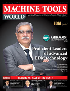Machine Tools World August 2017