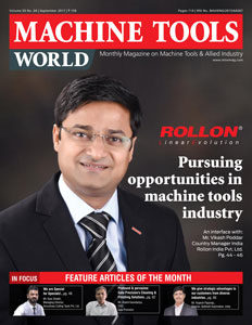 Machine tools World September 2017
