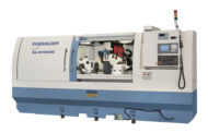 CNC polygon cylindrical grinding machine, Praragon Machinery