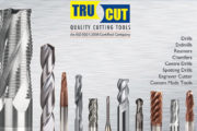 Solid Carbide End Mills and Drilling, TruCut Precision Tools
