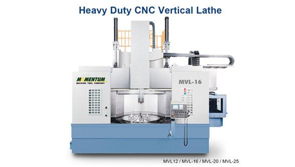 HOSABETTU Heavy Duty CNC Vertical Lathe