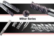 MMC Hardmetal MSTAR solid end mill series