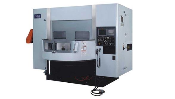FEMCO CNC Vertical Lathes