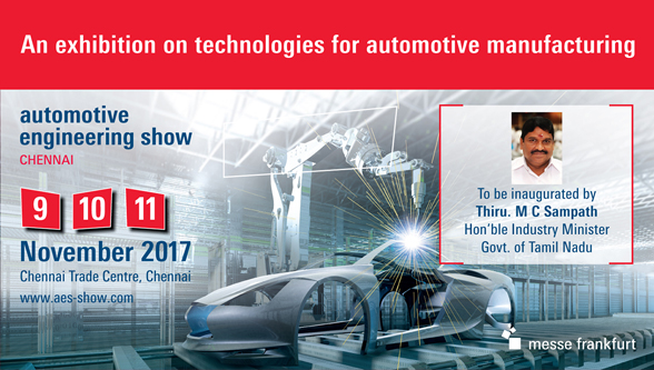 Automotive Engineering Show steers its wheels towards Chennai's growing auto hub