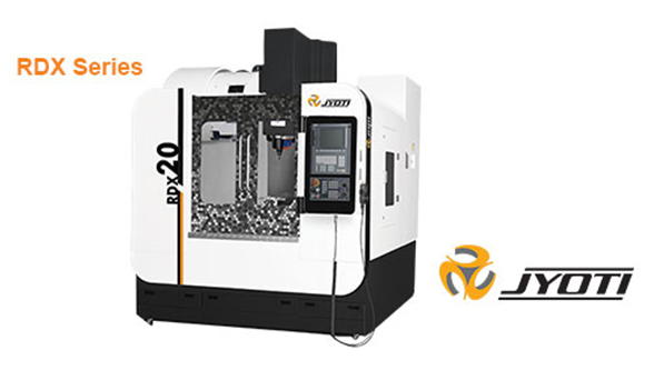 CNC High Speed Vertical Machining Centre