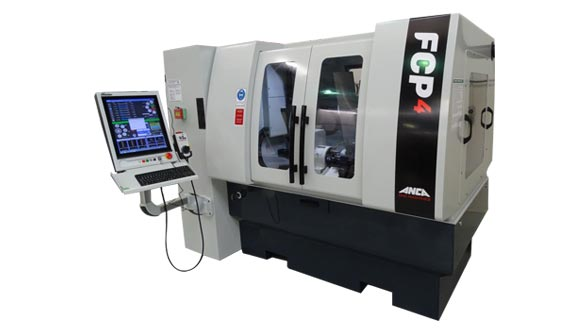 FCP4 High ProductionDrill Grinder that can produce a completed drill in 20 seconds, ANCA