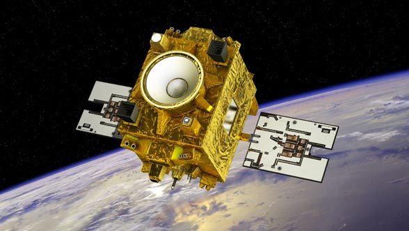 Industrial probes aid research in space