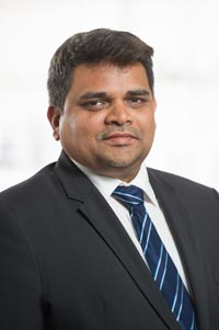 Anand Prakasam, Country Manager-India, EOS