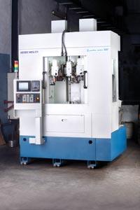 QUATTRO - gedee Weiler CNC Machine