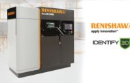Renishaw and Identify3D collaborate to enable secure digital manufacturing