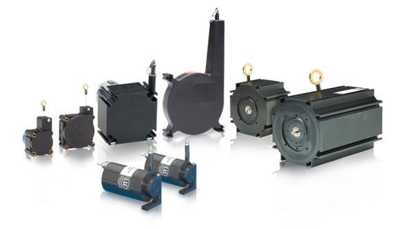 Micro-Epsilon draw wire sensors
