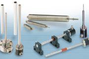 Inductive (LVDT) displacement sensors and position sensors, Micro-Epsilon