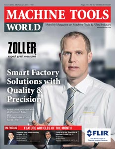 Machine Tools World February 2018