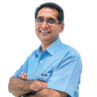 Dr. Jairam Varadaraj, Managing Director, ELGi Equipments Ltd.
