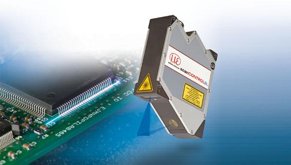 Laser scanners for 2D/3D profile measurement, Micro-Epsilon