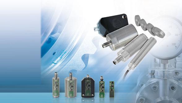 Magneto-inductive distance sensors, Micro-Epsilon