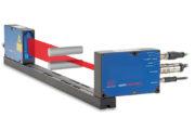 Optical Precision Micrometers to measure diameter, gap, edge or opacity