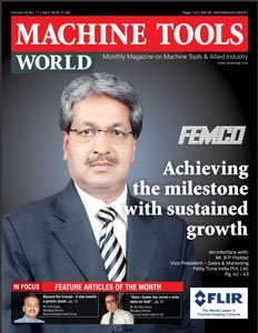 Machine Tools World April 2018