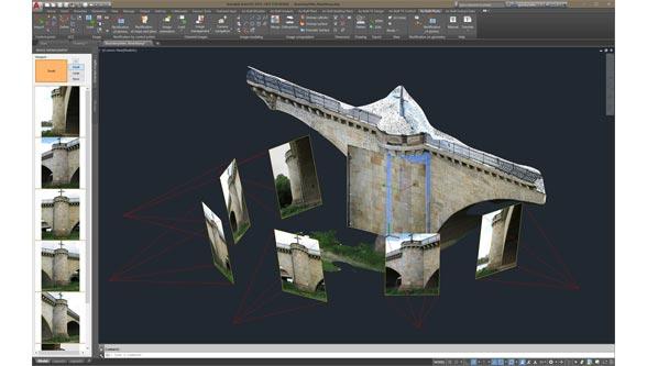FARO As-Built Software platform for 3D digital modeling