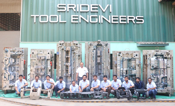 In the right mould: Sridevi Tool Engineers | Indian Machine Tools