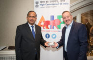 Renishaw supports UK and India business ties