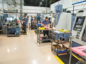 Tru-Edge Grinding increases productivity by changing power infrastructure, ANCA