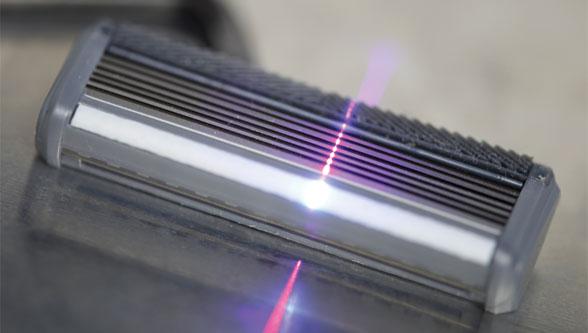 Precise 2D/3D measurement using laser profile scanners