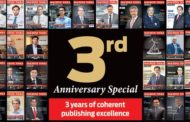 MACHINE TOOLS WORLD Celebrates Its 3rd Anniversary