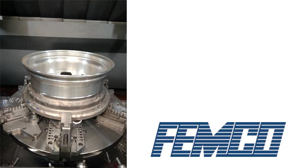 Complete Solutions for Alloy Wheel Machining of Passenger Cars & Motorcycles: Ready for Integration