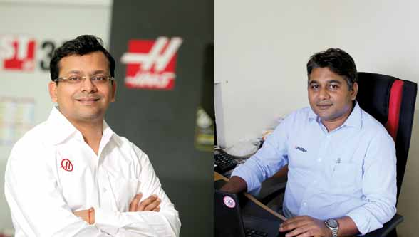 HAAS is unstoppable on the  Indian shop floor