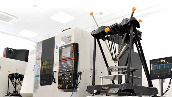 Renishaw Equator 500 benefits