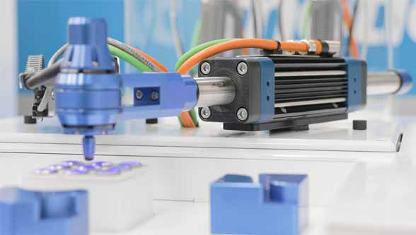 ANCA Motion unveils the new LinX M-Series to the market at IMTS 2018