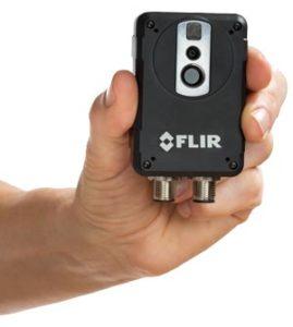 Compact Thermal Imaging Camera - FLIR