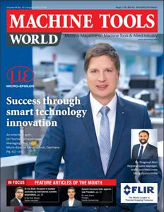 Machine Tools World - August 2018