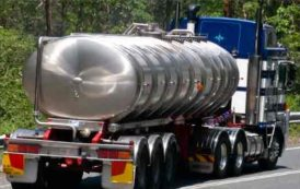 """The best production option for truck manufacturers: Faccin """"FAST TANK"""" package"""