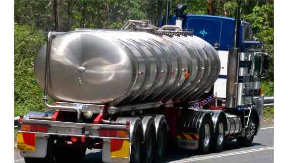 "The best production option for truck manufacturers: Faccin ""FAST TANK"" package"