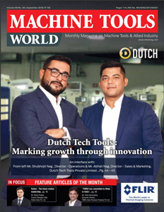 Machine Tools World - September 2018
