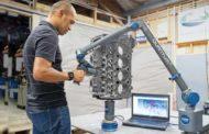 Breakthrough FARO 8-Axis FaroArm sets new standard