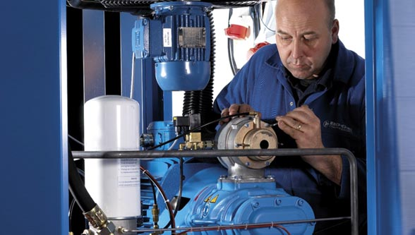 Air Compressor Maintenance Tips to Keep Your Shop Running Efficiently