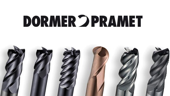 Dormer Pramet makes difficult milling made easier