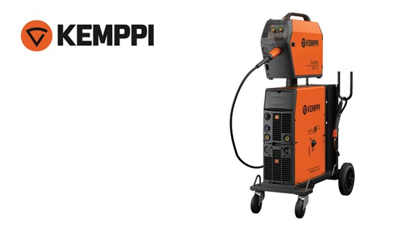 Kemppi FastMig M: A new breed of industrial workhorse