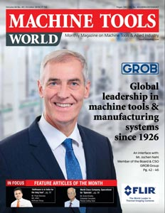 Machine Tools World - October 2018