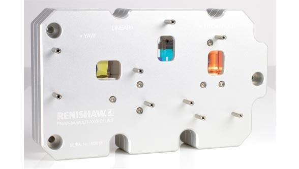 Multi-axis periscope, Renishaw