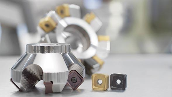 Seco's breakthrough Quattromill 22 technology