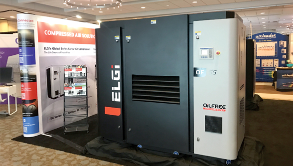 ELGi Equipments launches oil-free air-compressor range