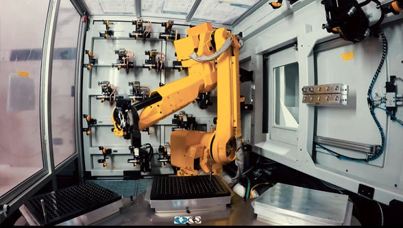 Anca CNC Machine, Swiss tool maker Fraisa achieve efficiency gains through automation to reduce production costs by 50%