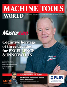 Machine Tools World - November 2018